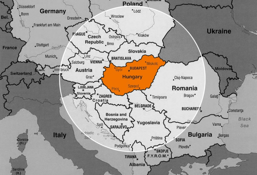 Maps Update 21471793 Map Central European Countries Map of Central Europe