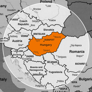 Map Film production service in central Europe